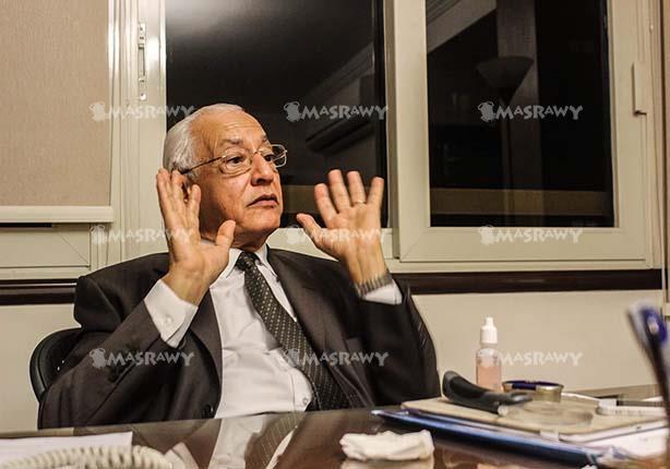 الدكتور علي الدين هلال