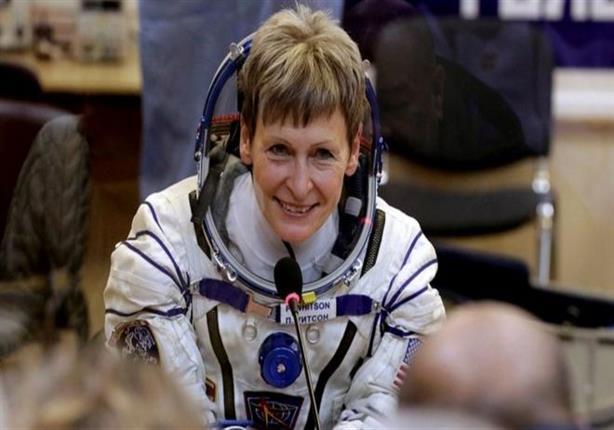 الأمريكية بيغي ويتسون تصبح أكبر امرأة في الفضاء