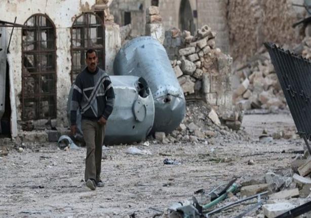 """الأوبزرفر: """"يريدون القضاء على كل مظاهر الحياة في حلب"""""""