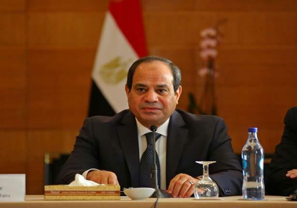 الرئيس السيسي يهنئ نظيره العراقي بعيد الأضحى المبارك