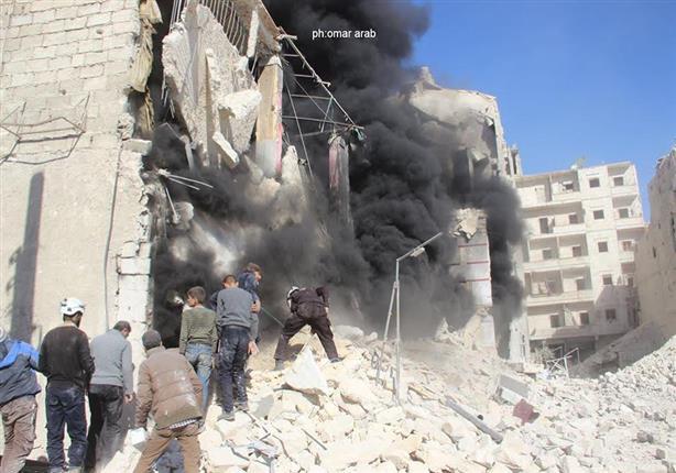 """""""نشرة الموت من حلب"""".. أجواء الحصار بعيون صحفي سوري"""