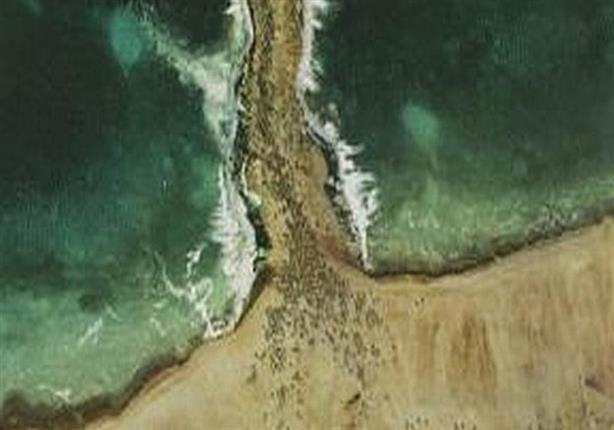 2- شق البحر