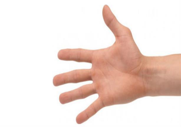 اليد البيضاء