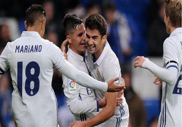 بالفيديو- ريال مدريد يتأهل للدور الثاني بكأس الملك بسداسية في ليونيسا