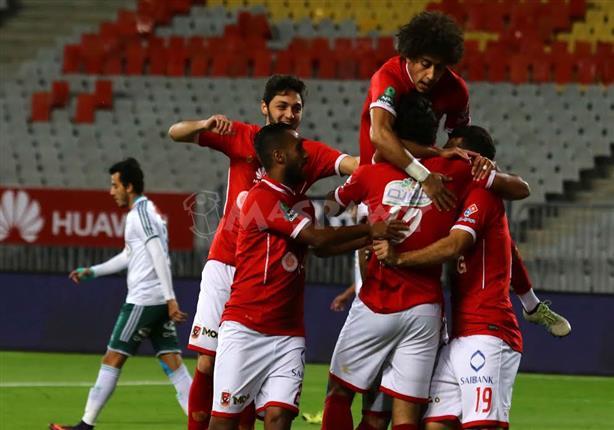 """""""فيفا"""" يُسلط الضوء على نهائى كأس مصر:حظ سعيد للجميع"""
