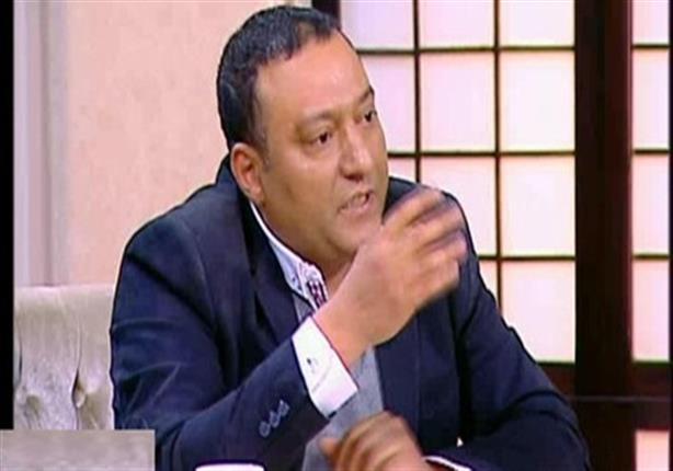 """""""الشريعي"""" يتعدى على صحفيين خلال الاحتفال بعيد ميلاد هاني شاكر"""