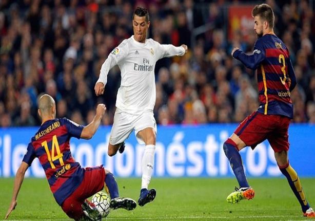 قرعة نارية لبرشلونة وريال مدريد في كأس ملك أسبانيا