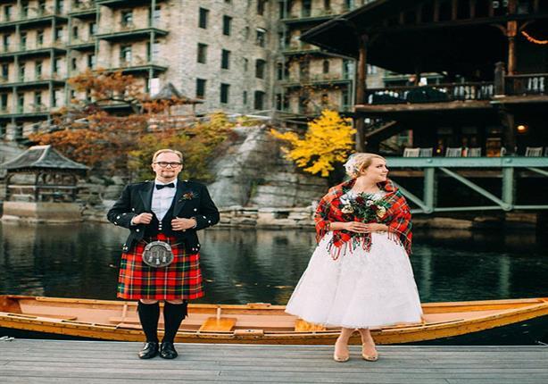 بالصور.. تقاليد لا تستغني عنها هذه الدول في فساتين الزفاف