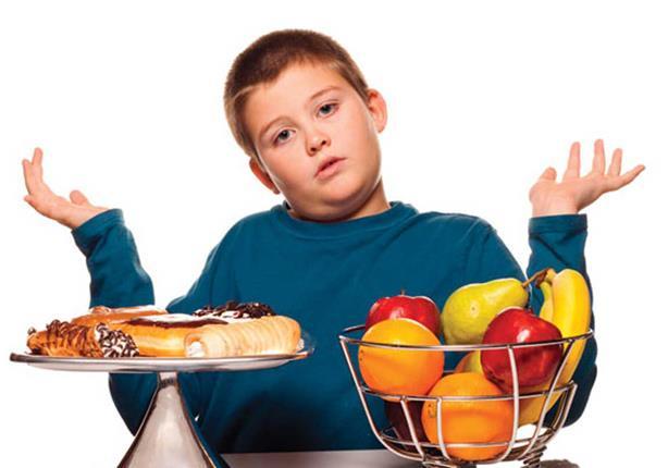 احذروا زيادة وزن أطفالكم خلال العطلات
