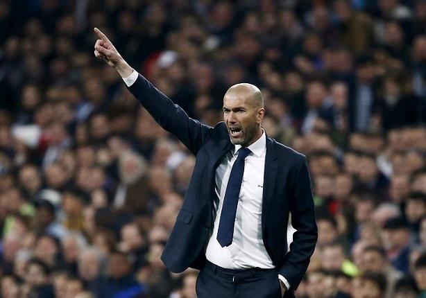 زيدان يسجل أول هزيمة له مع ريال مدريد على يد سيميوني