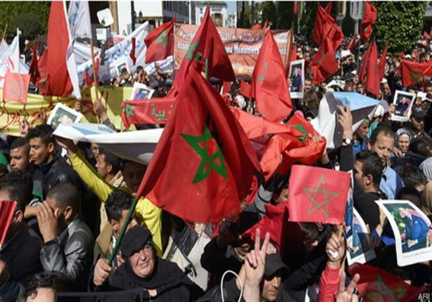 مليون مغربي يتظاهرون في الرباط احتجاجا على تصريحات بان كي مون حول الصحراء الغربية