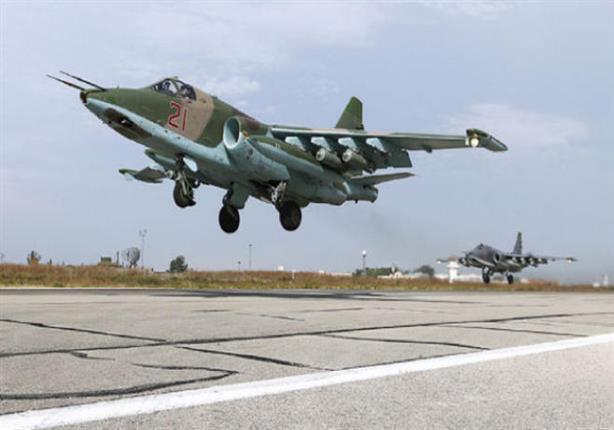 المرصد السوري: إسقاط طائرة حربية جنوب حلب