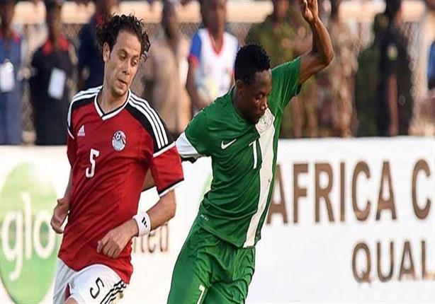 """الليلة- مصر تستضيف نيجيريا في """"مواجهة الحسم"""" للتأهل لأمم إفريقيا"""