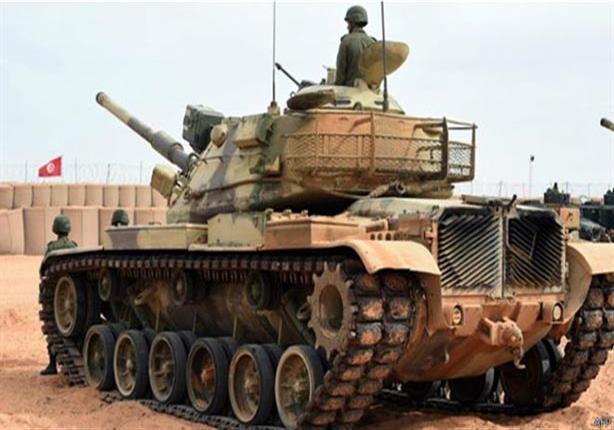 """الجيش التونسي """"يقتل 13 مسلحا"""" ببن قردان"""