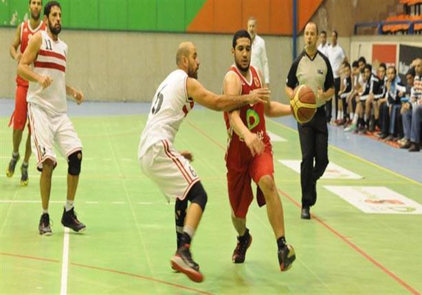 اتحاد السلة يقرر إعادة مباراة الأهلي والزمالك
