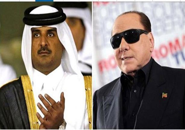 بيرلسكوني يبيع ميلان لناصر الخليفي مقابل  750 مليون يورو