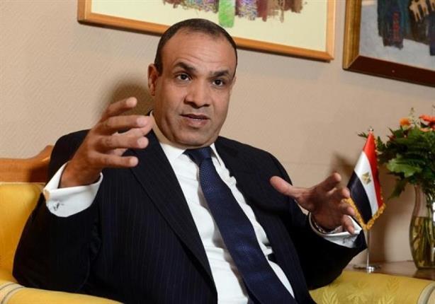 بالفيديو - سفير مصر ببرلين: ألمانيا حريصة على زيادة استثماراتها في مصر