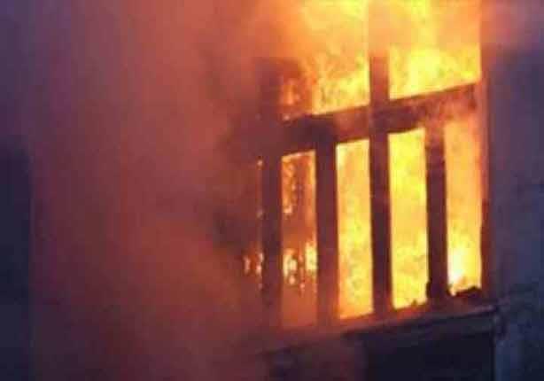 بسبب خلافات مالية.. عامل يشعل النيران في مسكن والده بسوهاج
