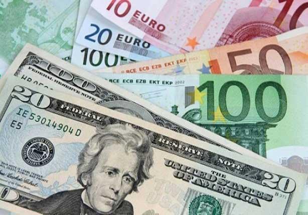 تراجع اليورو.. أسعار العملات أمام الجنيه خلال أسبوع