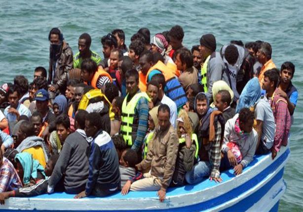 ليبيا: غرق قارب على متنه 44 مهاجرا قرب سواحل صبراتة