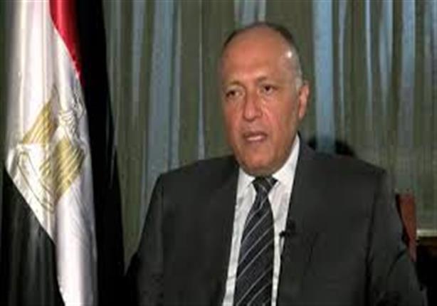 سامح شكري عن زيارة نتنياهو للقاهرة : لا توجد ترتيبات خلال المرحلة القادمة