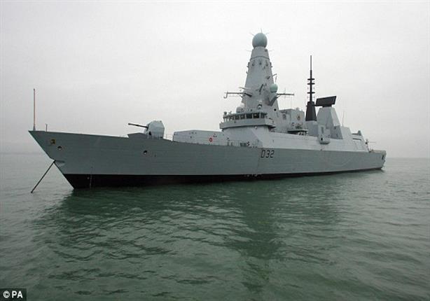 مدمرة بريطانية تبحر للخليج للانضمام إلى المهمة الأمريكية لحماية السفن التجارية