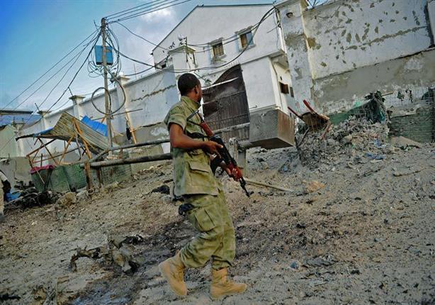انتهاء حصار فندق الصومال وانتحاري يفجر نفسه