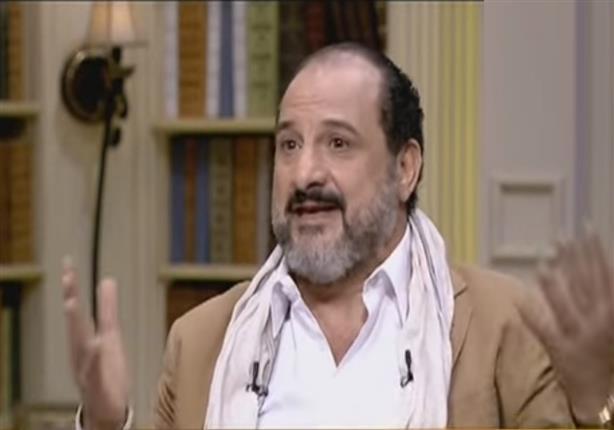 """خالد الصاوي يكشف للإبراشي حل لغز """"هي ودافنشي"""" - فيديو"""