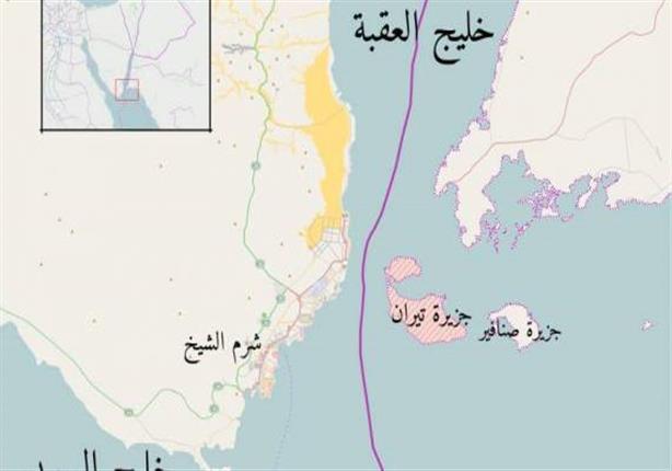 """""""الجزر"""".. مبادرة لتوثيق مصرية تيران وصنافير"""