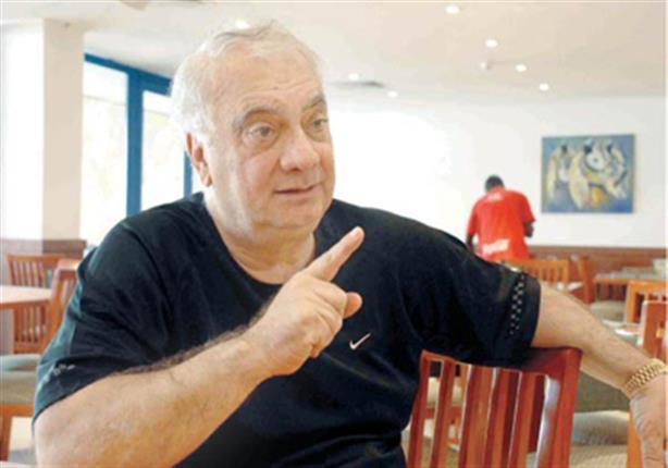 وفاة سمير زاهر رئيس اتحاد الكرة الأسبق