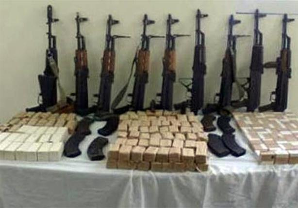 في يوم واحد.. ضبط 90 قضية مخدرات ,28 قطعة سلاح ناري