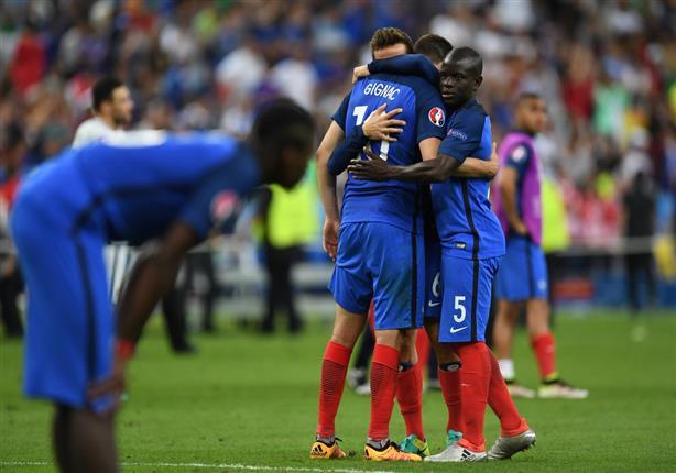 فرنسا تفشل في معادلة رصيد ألمانيا وأسبانيا من ألقاب اليورو