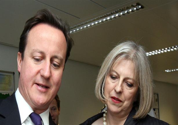 بريطانيا: ديفيد كاميرون يستعد لتسليم السلطة إلى تيريزا ماي