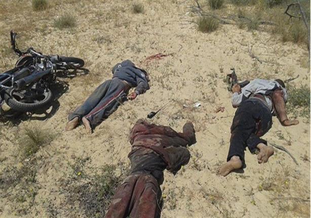 قبيلة الترابين تقتل ٨ تكفيريين وتحتجز 2 آخرين برفح بعد اشتباكات عنيفة.. وقبيلتان تنضمان