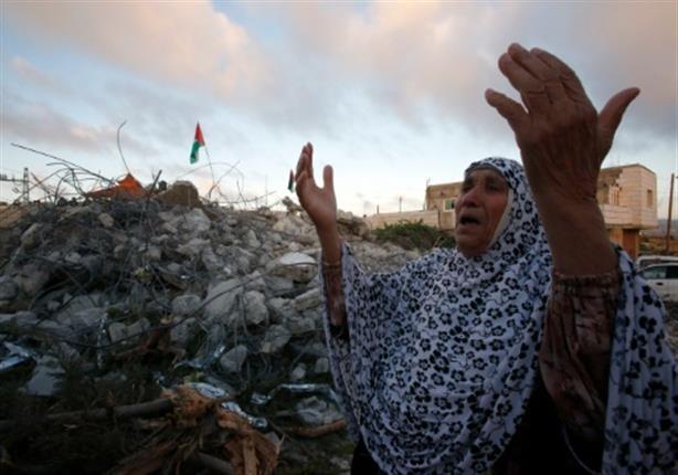 إسرائيل تفجر منزل عائلة سجين فلسطيني في الضفة الغربية