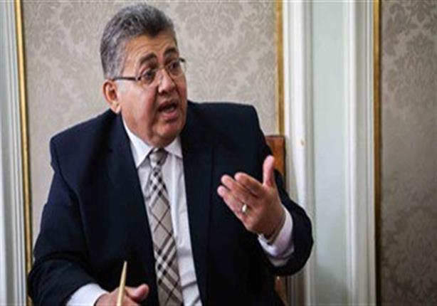 بالفيديو- وزير التعليم العالي عن إقالته: مستمر في عملي ولا أزال في مرسى علم
