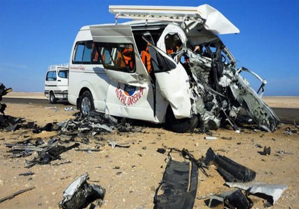 مصر: أسوأ حوادث الطرق منذ بداية 2016