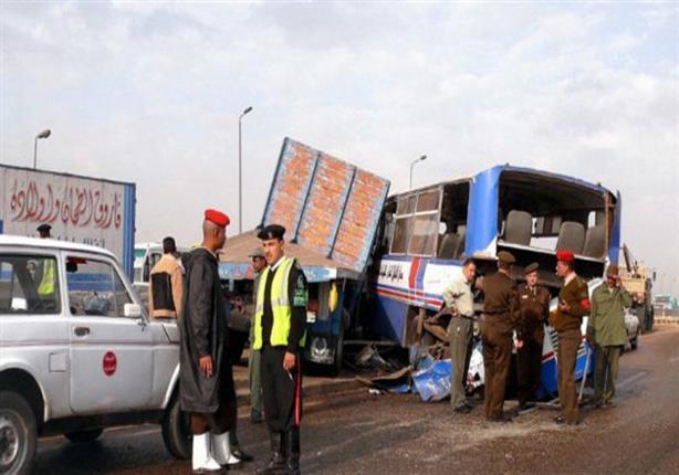 تهالك شبكة الطرق من أهم أسباب حوادث السير في مصر.