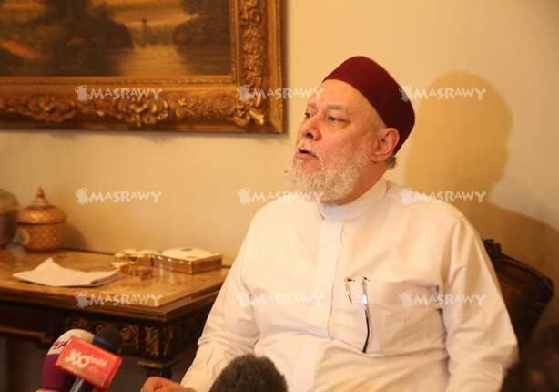 """حركة """"حسم"""" تعلن مسؤوليتها عن محاولة اغتيال علي جمعة بأكتوبر"""