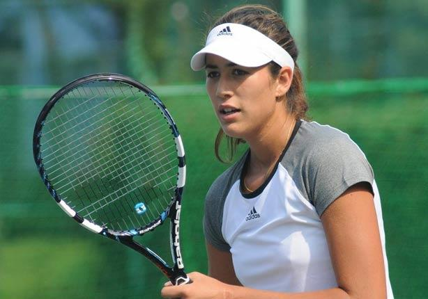 الإسبانية موجوروزا المصنفة الثالثة عالميا تغادر بطولة أمريكا المفتوحة للتنس