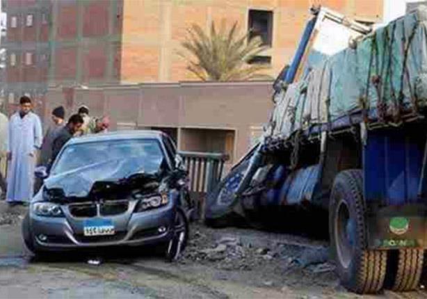 معدلات حوادث السيارات في مصر تواصل الارتفاع مصراوى
