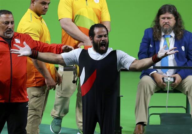 ريو البارالمبية - رفع الأثقال في منافسات جديدة والهدف ميدالية جديدة لمصر