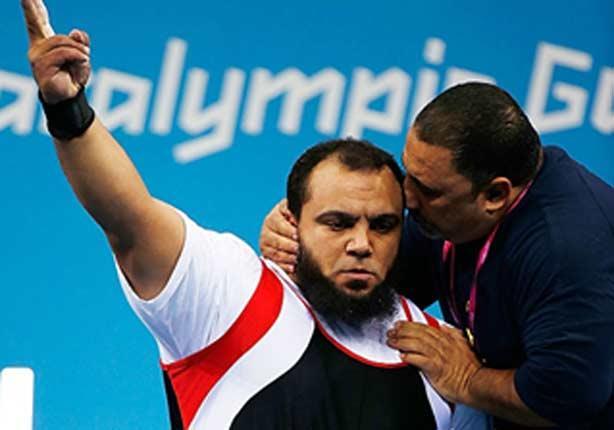 ريو البارالمبية- محمد الديب يحرز ذهبية رفع الأثقال ويحطم الرقم القياسي