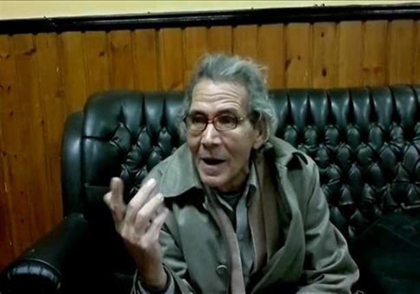 وزير الثقافة يطمئن على صحة محمد الشهاوي
