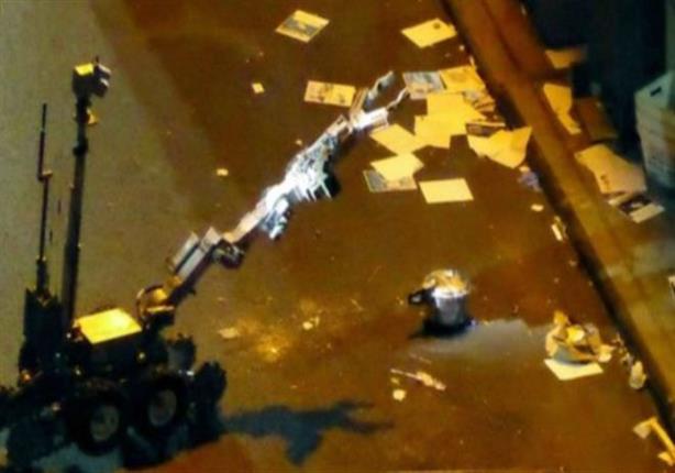 الانفجارات الأمريكية: كيف يفحص خبراء الطب الشرعي القنابل