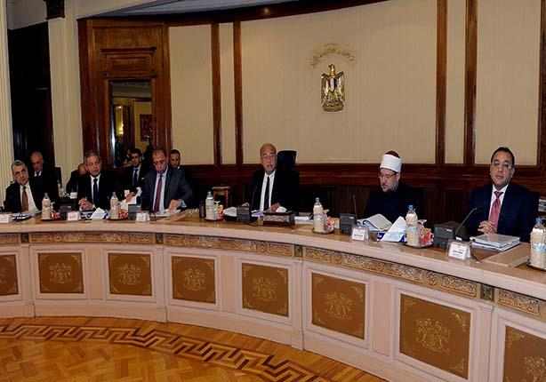 مجلس الوزراء يوافق على إنشاء جهاز تنظيم خدمات النقل البري والبضائع