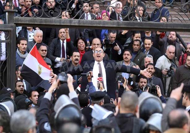 """بالصور: مصراوي ينشر """"قائمة الشرف"""" في مصرية """"تيران وصنافير"""""""
