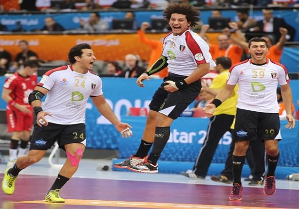 """""""قرارات جديدة"""".. تعرف على الموعد النهائي لمباراة مصر وتونس في نهائي بطولة أفريقيا لليد"""