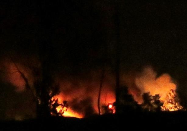 مصدر عسكري سوري ينفي تعرض مطار المزة لقصف إسرائيلي