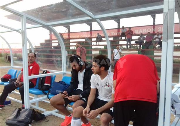 قبل مباراة أوغندا.. عمر جابر ثالث إصابات المنتخب في الجابون